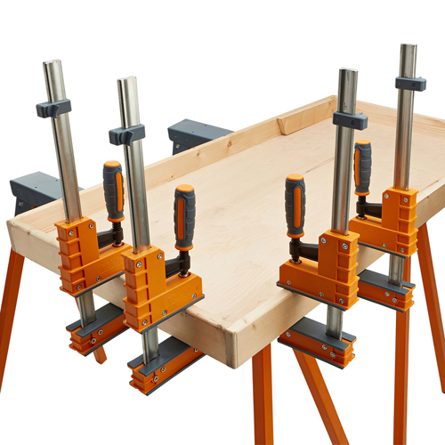 Bora Tool Expanded Line of Woodworking & Power Tool Clamps