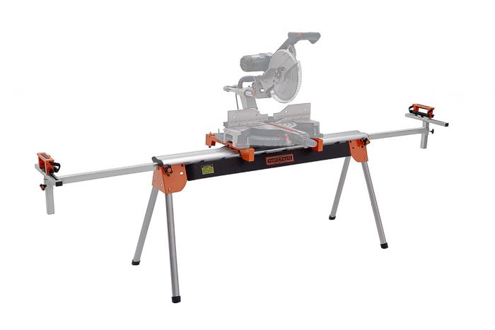 Portamate PM-1100 Universal Mobile Base & PM-6500 Miter Saw Stand